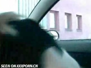 blond d like to fuck in the car