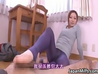 slutty japanese milfs engulfing and fucking