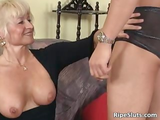 ultra golden-haired older chick t live without