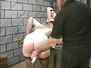 Cute thick lesbian bdsm girls with hairy bushes