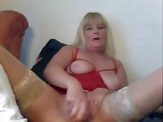german older blonde didlo joy